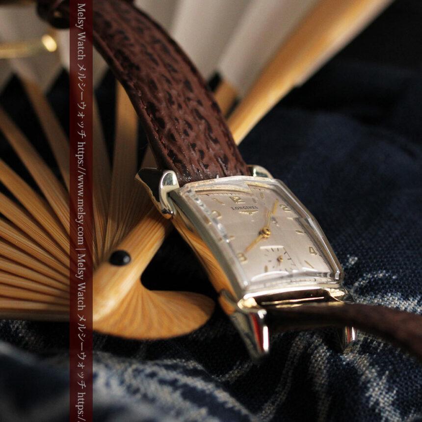 ロンジン 大人の遊び心を擽るアンティーク腕時計 【1952年製】箱付き-W1505-7
