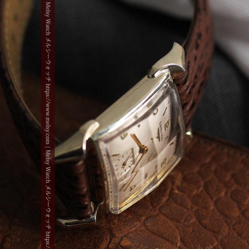 ロンジン 大人の遊び心を擽るアンティーク腕時計 【1952年製】箱付き-W1505-8