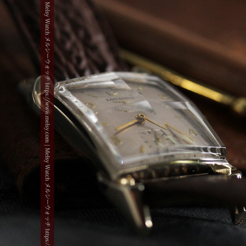ロンジン 大人の遊び心を擽るアンティーク腕時計 【1952年製】箱付き-W1505-9