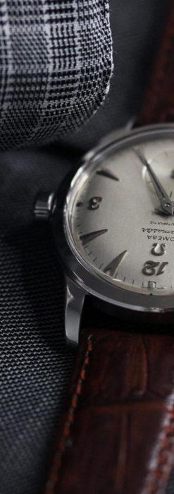 オメガのシーマスター 自動巻きアンティーク腕時計 【1952年製】-W1513-2