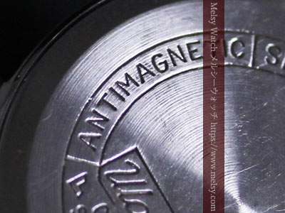 ANTIMAGNETICの時計ケース