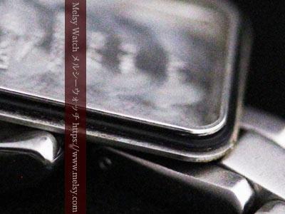 新しい時計の防水パッキン