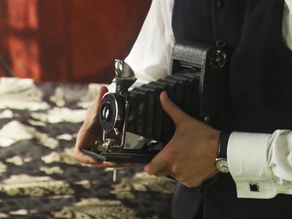 大河ドラマいだてんの三島弥彦の腕時計