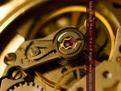 時計の心臓部分