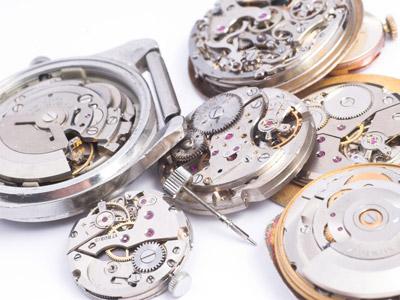 腕時計の機械