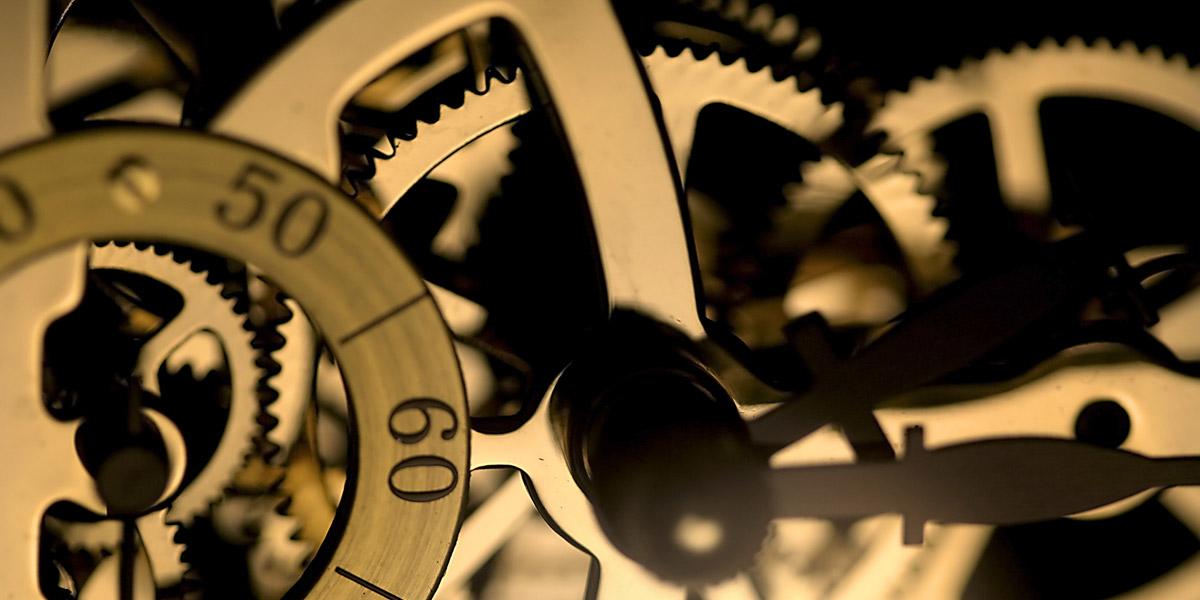 時計の機械
