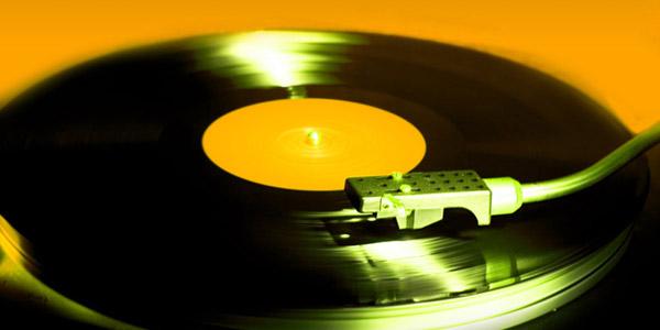 アナログのレコード